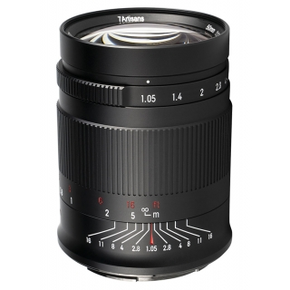 7Artisans 50mm f/1.05 Nikon Z