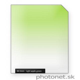 84.5mm Apple Green Light prechodový filter