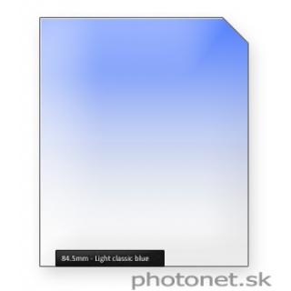 84.5mm Blue Classic Light prechodový filter