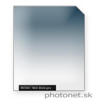 84.5mm Denim Grey Medium prechodový filter