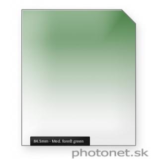 84.5mm Forest Green Medium prechodový filter