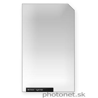 84.5mm   ND Light Profi Line šedý prechodový filter