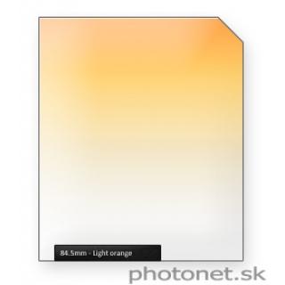 84.5mm Orange Light prechodový filter