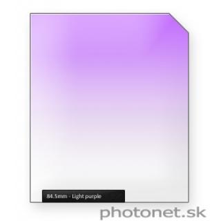 84.5mm Purple Light prechodový filter