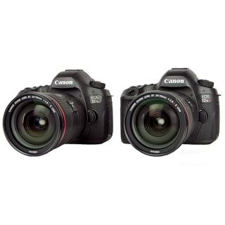 Canon EOS 5DS / 5DS R