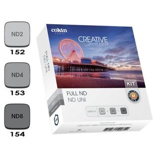 Cokin H300-01 (M Size) Full ND kit neutrálnych filtrov