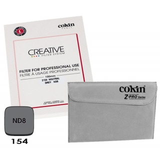 Cokin Z154 (L Size) ND8 neutrálny šedý filter