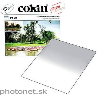 Cokin P120 (M Size) G1 ND3 prechodový filter