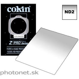 Cokin Z121L (L Size) G2 Light ND2 prechodový filter