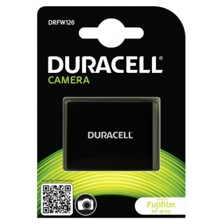 Duracell NP-W126 akumulátor pre Fujifilm