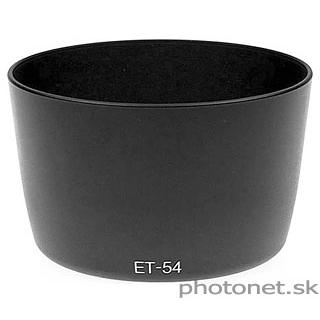 Slnečná clona ET-54 pre Canon 55-200mm