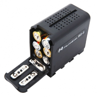 AA adaptér za Sony NP-F970