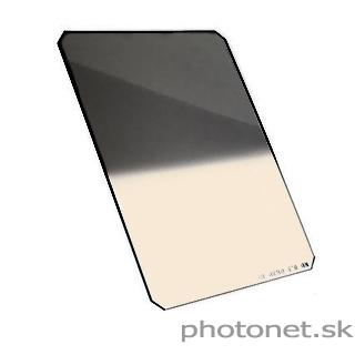 Formatt-Hitech 100mm 81B/ND 0.9 Grad Hard - kombinovaný šedý prechodový filter ND8
