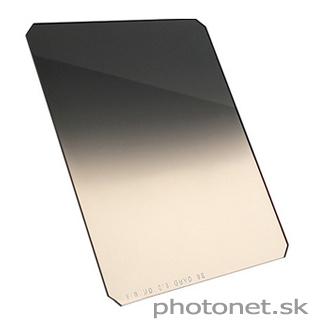 Formatt-Hitech 100mm 81B/ND 0.9 Grad Soft - kombinovaný šedý prechodový filter ND8