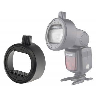 Godox S-R1 kruhový adaptér pre blesky
