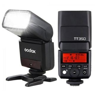 Godox TT350 pre Pentax