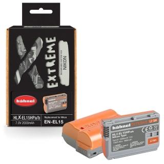 Hähnel Extreme EN-EL15 akumulátor pre Nikon