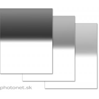 Hitech 165mm ND Grad Reverse kit šedých prechodových filtrov