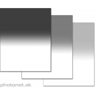 Hitech 165mm ND Grad Soft kit šedých prechodových filtrov