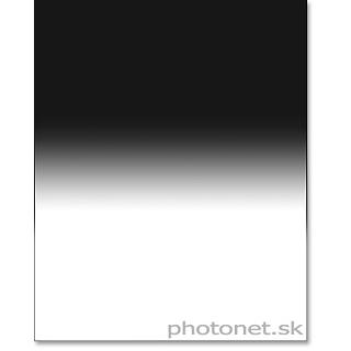 Formatt HD Glass 100mm 1.2 Soft ND16 sklenený šedý prechodový filter