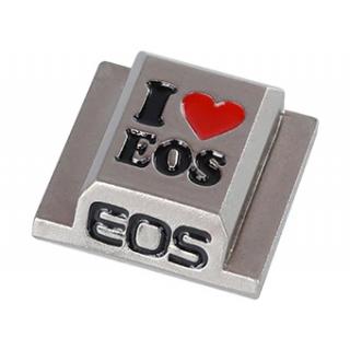 Kood krytka bleskových sánok s logom Canon EOS