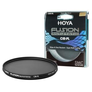 Hoya CPL Fusion Antistatic 62mm