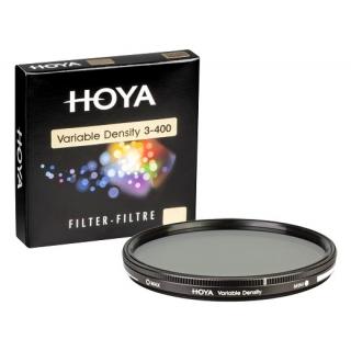 Hoya Variable ND3-ND400 52mm variabilný neutrálny filter