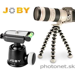 Joby Gorillapod SLR-Zoom set s guľovou hlavou