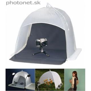 Kaiser Dome svetelný fotostan 75cm - skladací