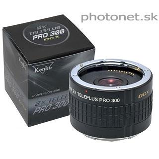 Kenko PRO 300 DGX 2x telekonvertor pre Canon