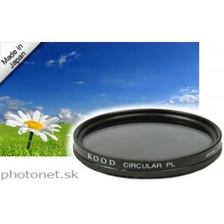 Kood CPL 77mm cirkulárny polarizačný filter