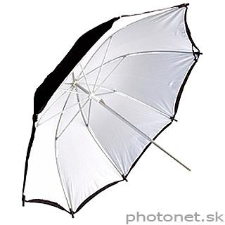 Kood štúdiový dáždnik  84cm biely