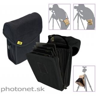 LEE Field Pouch Black brašnička na 10 filtrov
