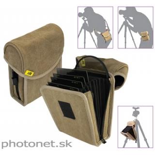 LEE Field Pouch Sand brašnička na 10 filtrov