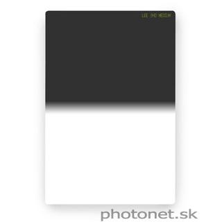 LEE Seven5 ND 0.9 Grad Medium šedý prechodový filter