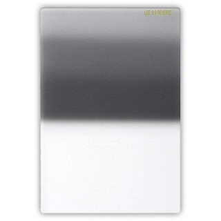 LEE Seven5 ND 0.9 Reverse Grad šedý prechodový filter