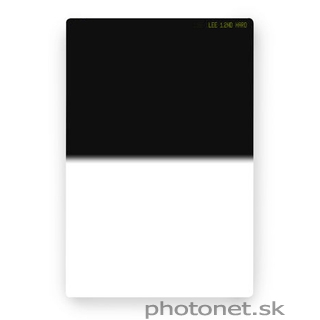 LEE 100mm ND 1.2 Grad Hard šedý prechodový filter