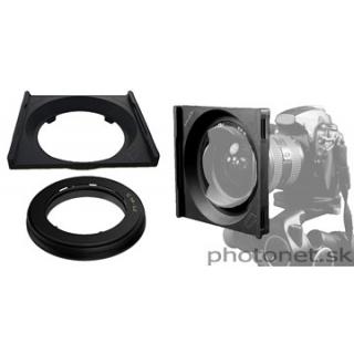 Hitech 165 LucrOit kit držiak + adaptér pre Canon 14mm f/2.8 II