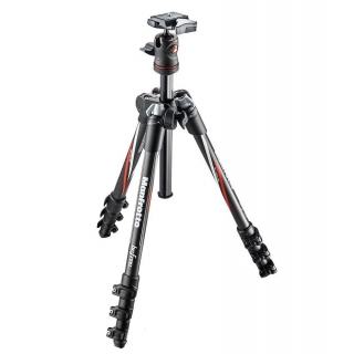 Manfrotto Befree MKBFRC4-BH Carbon