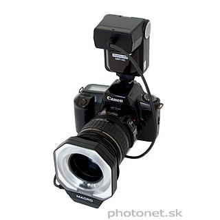 Makroblesk Dörr DAF-14 E-TTL II pre Canon