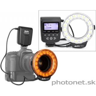 Meike FC110 LED blesk/svetlo pre Canon, Nikon, Pentax, Olympus