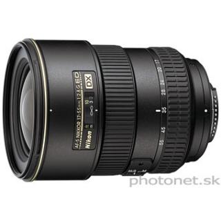 Nikon AF-S 17-55mm f/2.8G DX ED-IF Nikkor