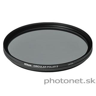 Nikon C-PL II 67mm polarizačný filter