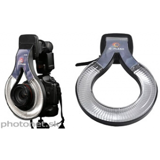 O-FLASH ring flash RF 155