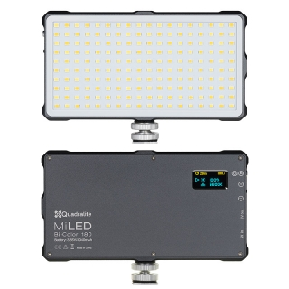 Quadralite MiLED Bi-Color 180 foto/video svetlo