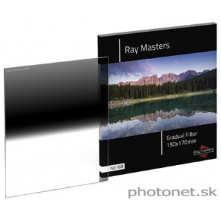 Ray Masters 150mm ND16 Reversed prechodový filter