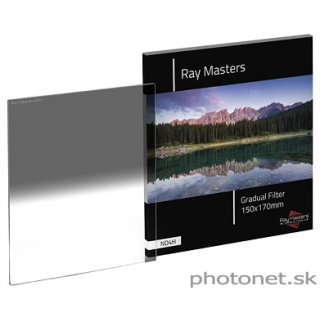 Ray Masters 150mm ND4 Hard prechodový filter
