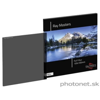 Ray Masters 100mm ND4 Full