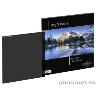 Ray Masters 100mm ND8 Full