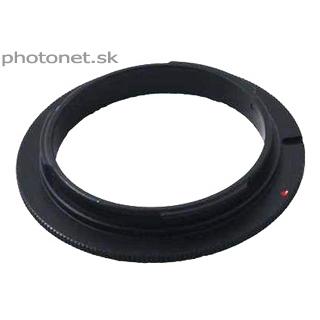 Makro reverzný krúžok 52mm pre Canon